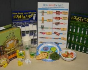 Photo of the Sweets kit